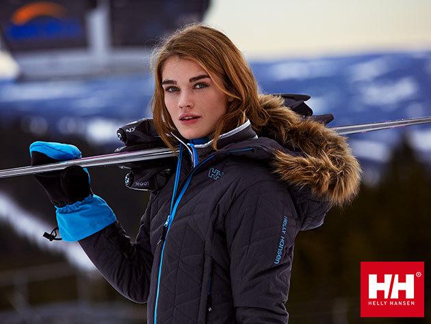 Helly Hansen W PRIME víz-, és szélálló, lélegző női sí- és utcai kabát RECCO® radar technológiával