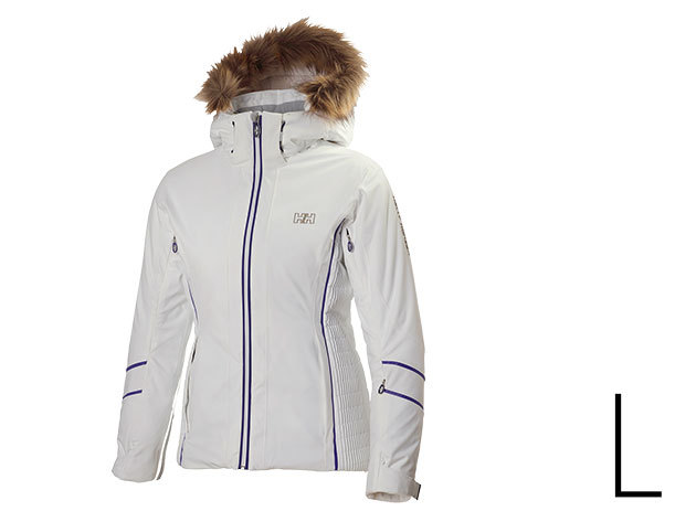 Helly Hansen W PANORAMA JACKET WHITE L (62165_001-L)