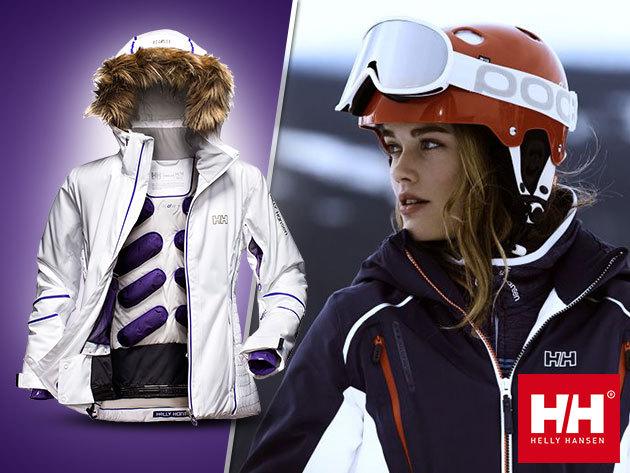 Helly Hansen PANORAMA - prémium sídzseki nőknek, Helly Tech® Performance anyagból, H²Flow System béléssel, RECCO® rendszerrel