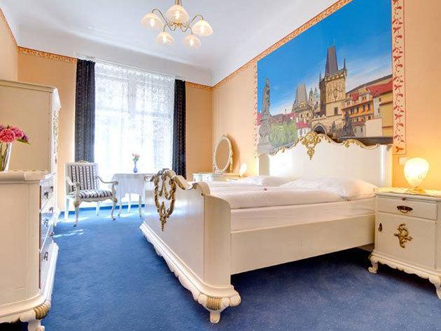 Hotel Taurus**** - 3 nap 2 éjszaka Prága központjában 2 fő részére, reggelivel