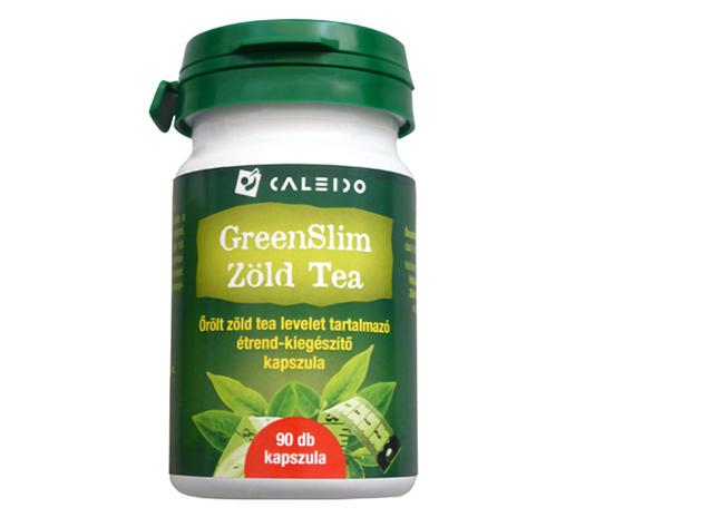Caleido GreenSlim Zöld Tea kapszula 90 db