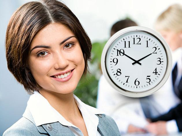 Időgazdálkodás tréning- eredményesebb munka, több szabadidő, boldogabb élet!