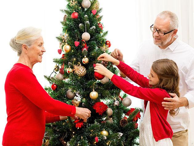100 LED-es karácsonyfa füzér meleg fehér, hideg fehér és multicolor színekben
