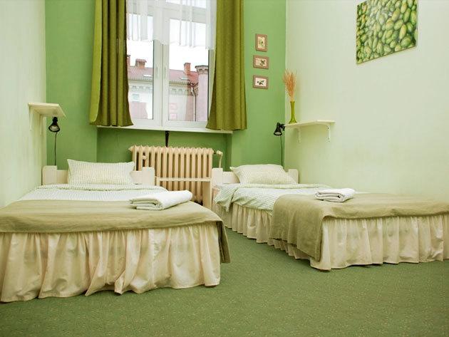 Krakkó - The Secret Garden Hostel 3 nap 2 éjszaka 3 fő részére