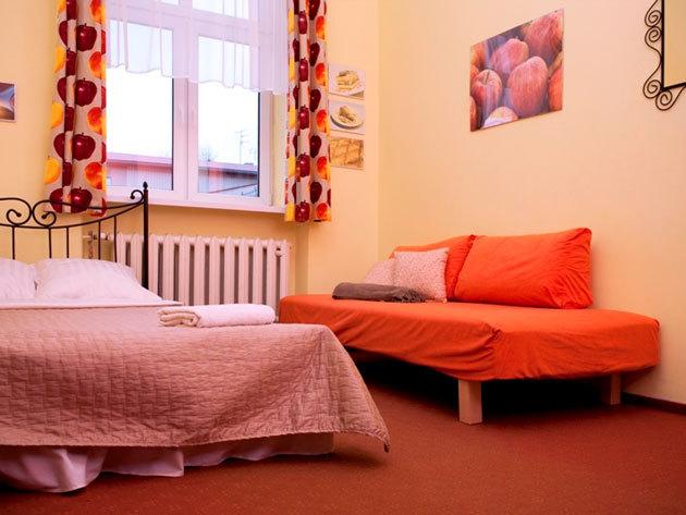 Krakkó - The Secret Garden Hostel 4 nap 3 éjszaka 2 fő részére