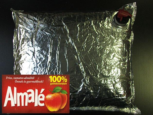 100% gyümölcslé - ALMA