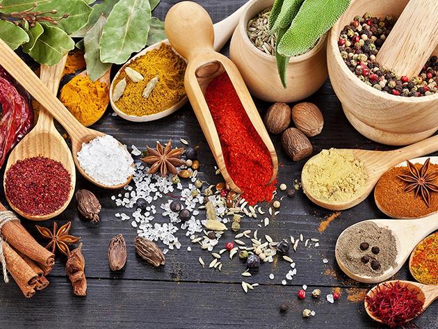 Parajdi FŰSZERISKOLA - saját készítésű bio fűszerek az ünnepi lakomához