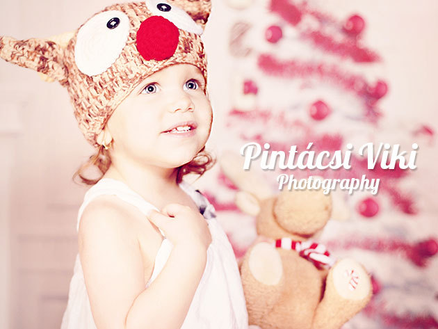 Családi, baba-mama, vagy gyermek műtermi fotózás Pintácsi Vikivel!