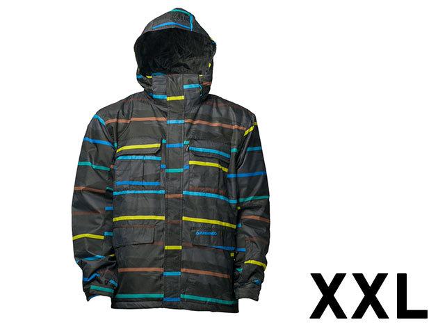 Fundango férfi technikai kabát töltettel - XXL méret (1QH103_983)