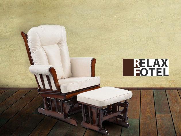 Hintafotelek lábtartó zsámollyal a minőség jegyében, bézs és barna színben - relaxálj otthonod kényelmében