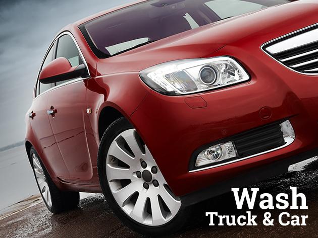 Komplett autókozmetika csomag kárpittisztítással - Truck-carwash (X. kerület)