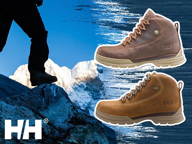 Helly Hansen BERTHED 3 férfi cipő vízálló bőr felsőrésszel a téli napokra