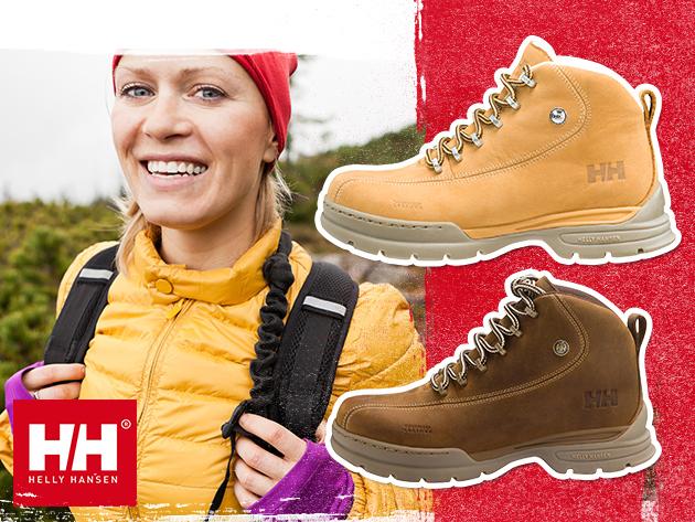Helly Hansen BERTHED 3 női cipő vízálló bőr felsőrésszel a téli napokra