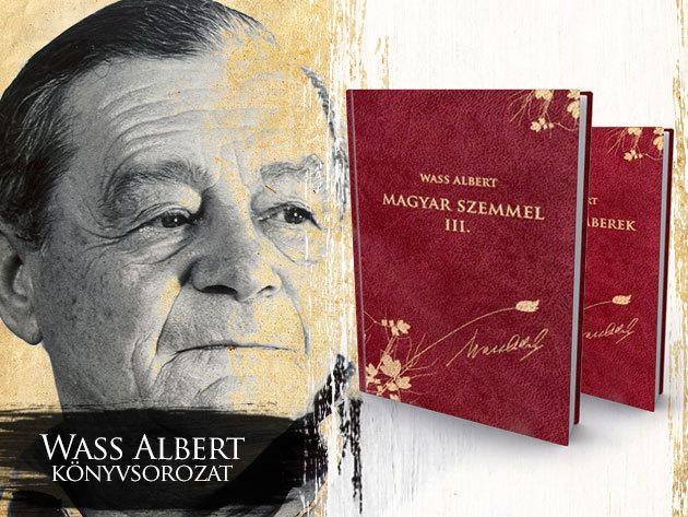 Wass Albert könyvsorozat díszkiadásban - regények, novellák, elbeszélések