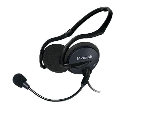Microsoft LifeChat LX-2000 fejhallgató