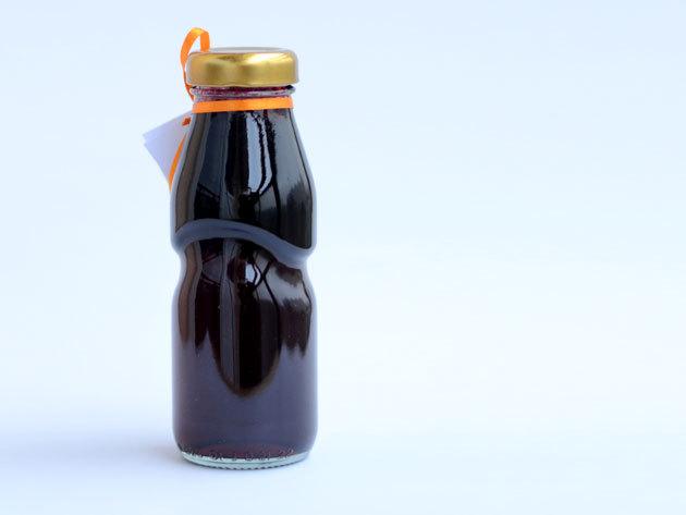 Hibiszkusz szirup - 200 ml / Magas vérnyomásra, szív-érrendszerre
