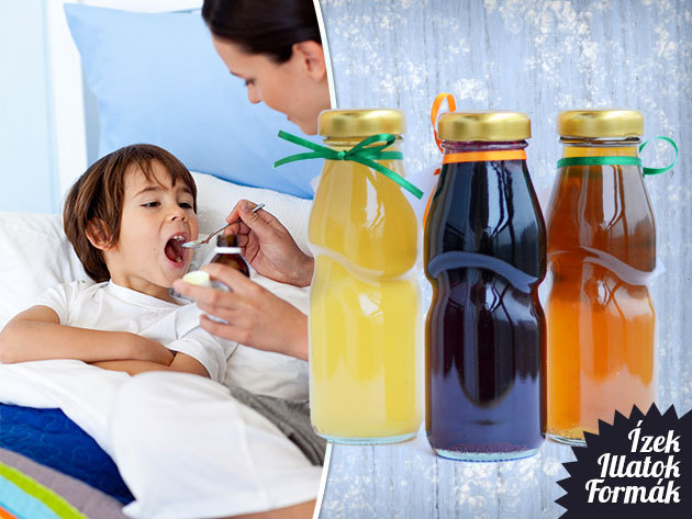 Kézműves gyógynövényszirupok - fenyő, csalán és hibiszkusz (200 ml) - megoldást nyújthatnak számos problémára!