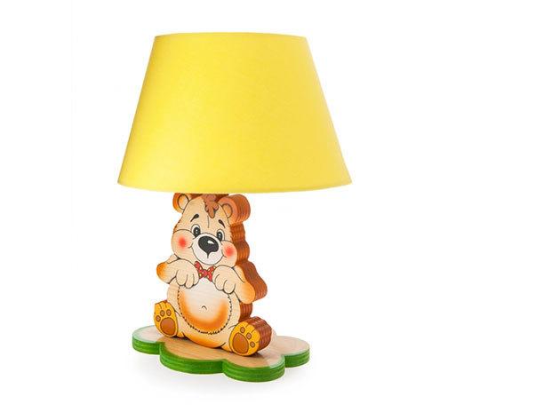 Bartolucci asztali lámpa - maci nyakkendővel