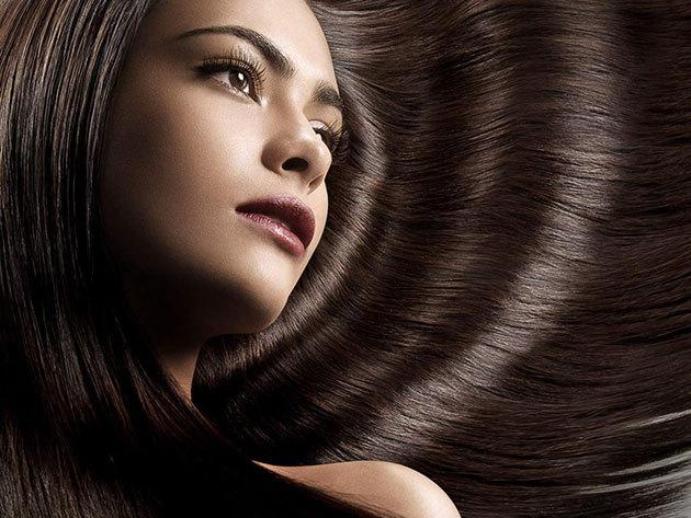 Brasil Cacau tartós keratinos hajegyenesítés Senior Stylist fodrásztól