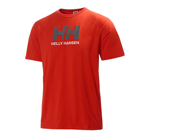 Helly Hansen HH LOGO SS TEE SUNRISE M (50589_208-M)