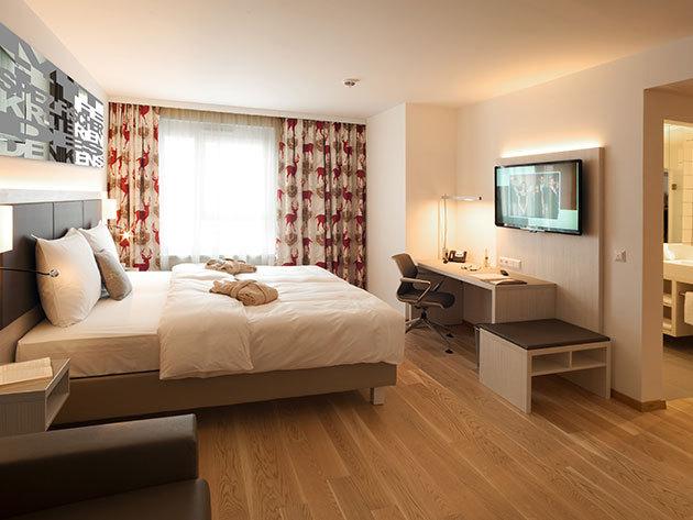 BÉCS - 3 nap 2 éj 2 fő részére reggelivel - Hotel Zeitgeist Vienna