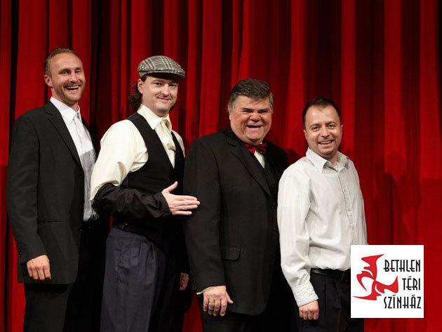 Színházi élmény az újévben, a Bethlen Téri Színházban (VII. ker.) - 5 szórakoztató előadás felnőtteknek