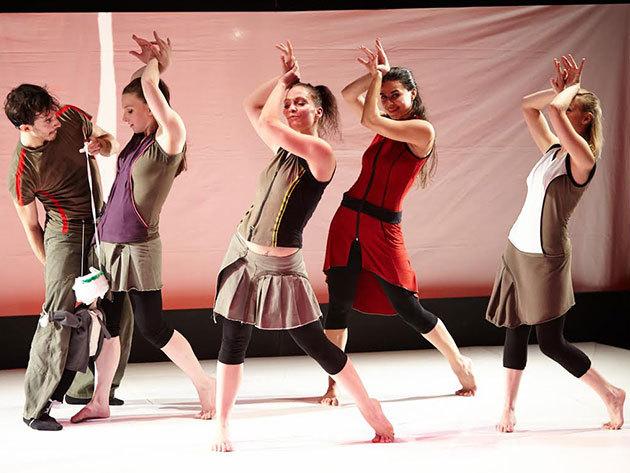 Shakespeare-mesék – Közép-Európa Táncszínház / 2015. február 21. 19.30