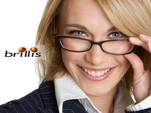 Multifokális BRILLIS 3D FreeForm komplett szemüveg - maximálisan személyre  szabva 306bdbb949