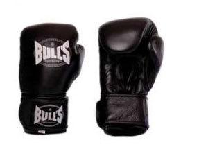 BULL'S boxkesztyű - FEKETE