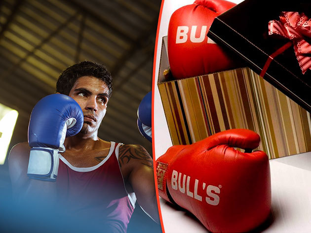 BULL'S BOKSZKESZTYŰ - amatőr bokszolóknak, több színben és méretben