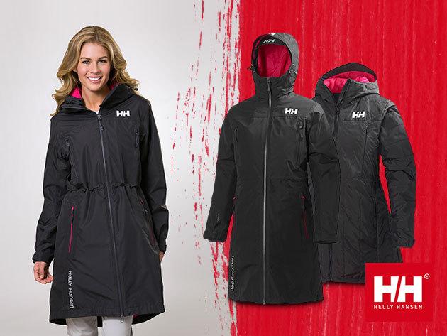 Helly Hansen RIGGING COAT prémium női kabát 3 az 1-ben, CIS rendszerű béléssel, H2Flow™ technológiával