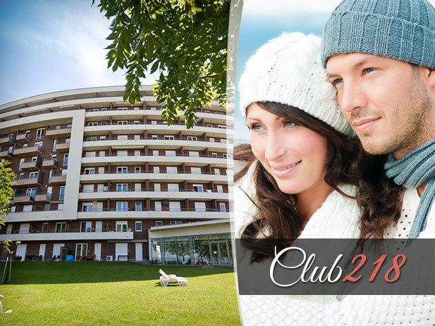 Club218**** - családi wellness akár 6 fő részére a Balatonnál, a siófoki Aranyparton, panorámás apartmanokban!