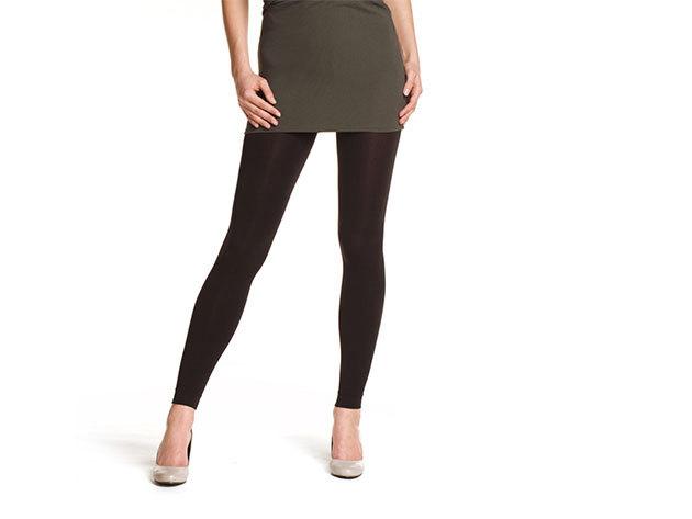 Bellinda leggings 120 DEN - FEKETE (M) BE240120-094