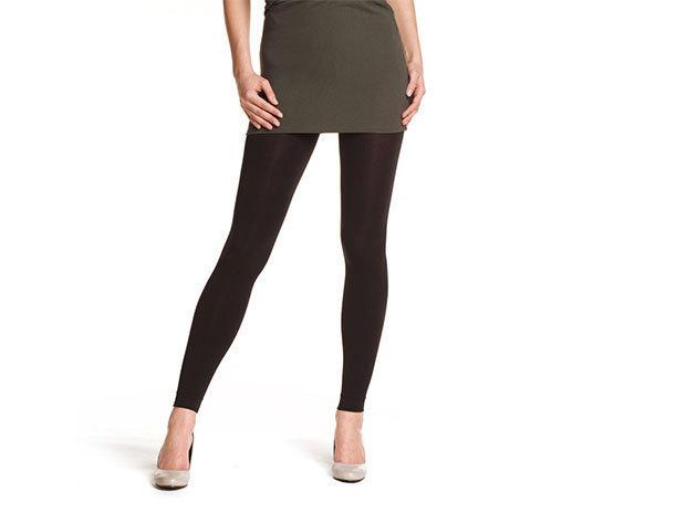 Bellinda leggings 120 DEN - FEKETE (L) BE240120-094