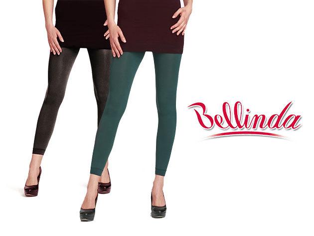 BELLINDA prémium leggingsek és harisnyanadrágok - S, M, L méretben / fekete, barna és zöld színben