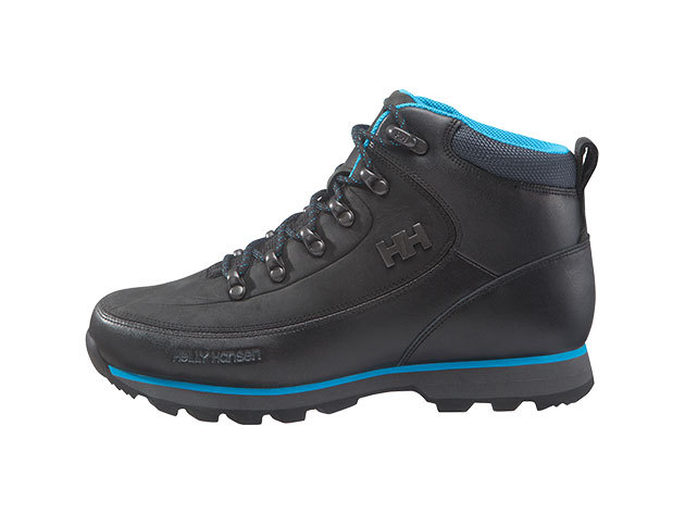 Helly Hansen W THE FORESTER BLACK / EBONY / FROZEN BL 38.7/7.5 (10516_991-7.5)
