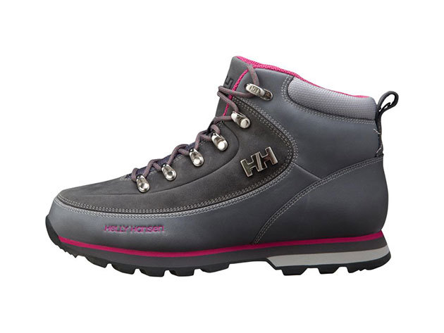 Helly Hansen W THE FORESTER MID GREY / HOT PINK 37.5/6.5 (10516_723-6.5)