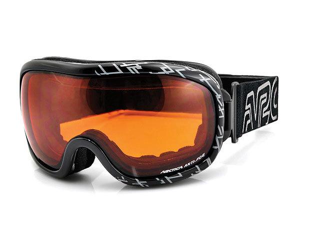 Arctica síszemüveg - fekete szegély (FG-78C)