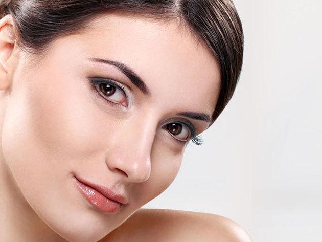 Nouveau Contour kozmetikai sminktetoválás / Szemöldök, vagy szemhéjkontúr alul + felül