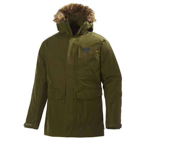 Helly Hansen DUBLINER PARKA OLIVE NIGHT XL (55878_468-XL)