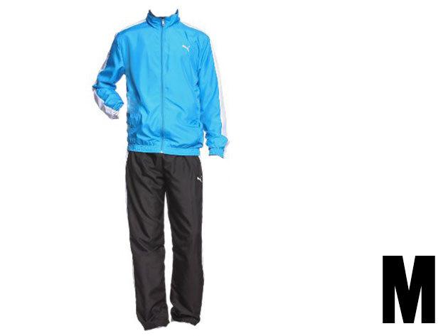 Puma Panelled woven férfi kék melegítő (M)