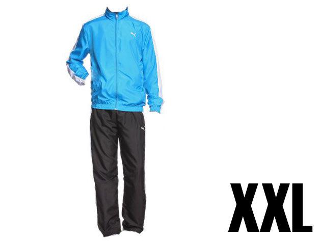 Puma Panelled woven férfi kék melegítő (XXL)