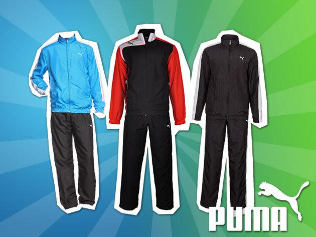 Puma OUTLET - kényelmes, divatos szabadidő ruházat férfiaknak