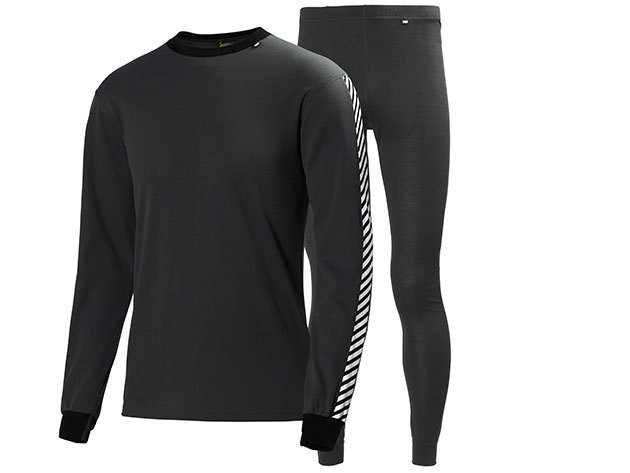 Helly Hansen HH DRY 2-PACK BLACK XS (48661_990-XS)