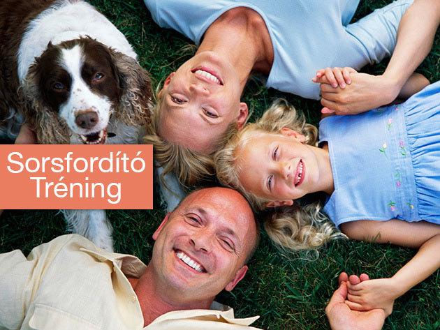 Egyéni és csoportos sorsfordító tréning a családállítás módszerének segítségével