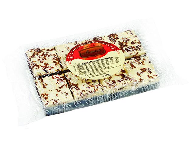 Házi jellegű sütemény (csokis-vaniliás), 300 g