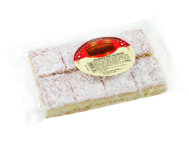 Citromos sütemény, 300 g