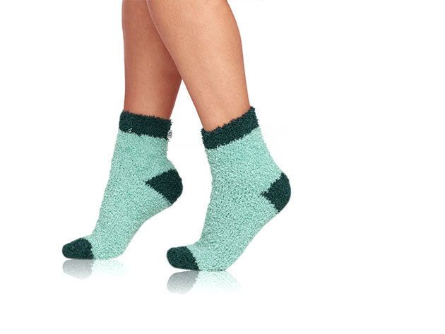 SOFT SOCKS / 35-38 ZÖLD (BE495807-069-38)