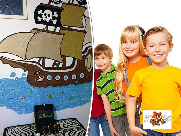 Lakatlan sziget kincsei - szabadulás játék gyerekeknek / 3-6 főnek, a III. kerületben