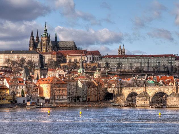 Húsvét Prágában 2015. április 4-6. (1 fő részére)